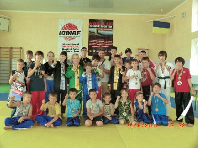 WORLD CUP   JUNIOR FIGHTER-2012