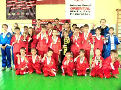 "WORLD CUP ""JUNIOR  FIGHTER"" - 2013"