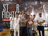 "WORLD CUP MMA ""STAR FIGHTER""-2018"