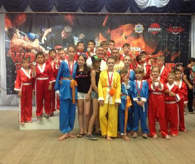 "WORLD CUP MIXED MARTIAL ARTS ""JUNIOR FIGHTER"""